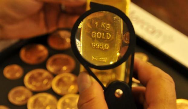 Gram altın 220 lira seviyelerinde