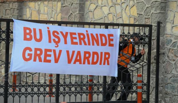 Bakanlar Kurulu Akbankta grev kararını 60 gün erteledi!
