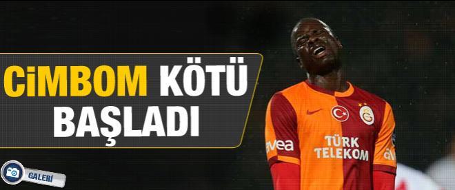 Galatasaray oynadı Fenerbahçe kazandı