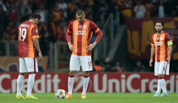 Galatasaray en son sırada