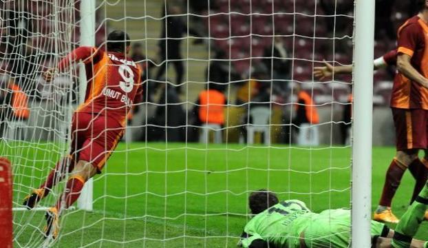 Galatasaray üç puana son anda ulaştı