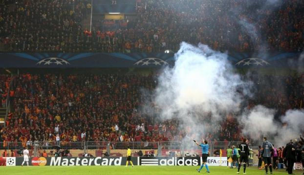 Galatasarayın Dortmund cezası belli oldu