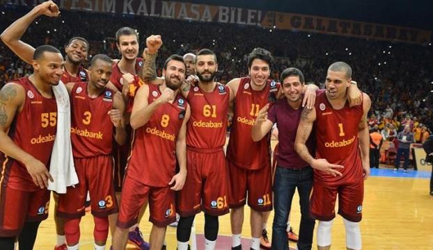 Galatasaray Odeabank: 83 Muratbey Uşak: 73