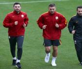 Galatasaray'ın Antalya kampı