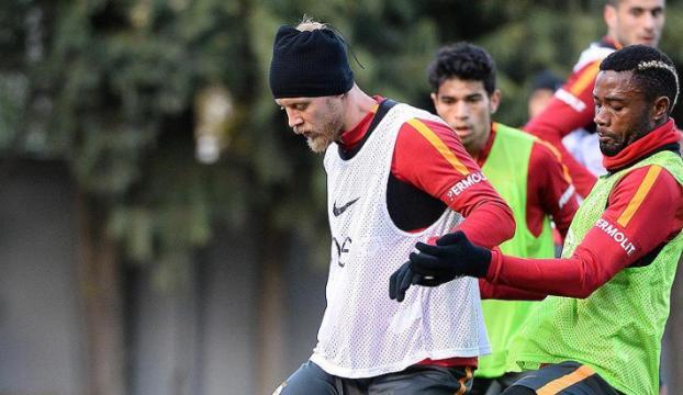 Galatasarayda Semih ve Chedjounun sağlık durumu
