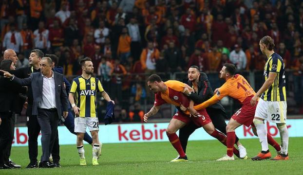 Fenerbahçe ve Galatasaray PFDKye sevk edildi