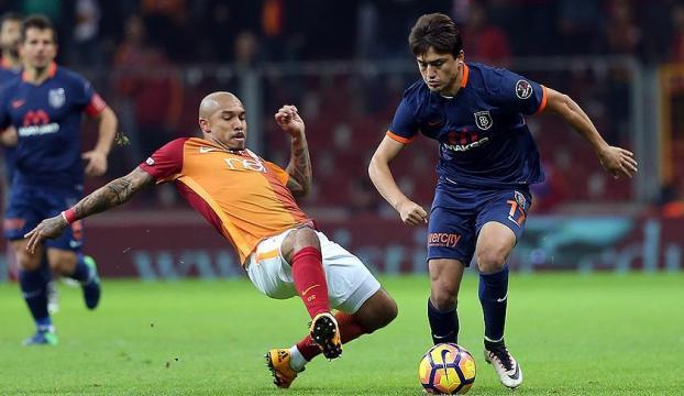Başakşehir Galatasarayı devirdi