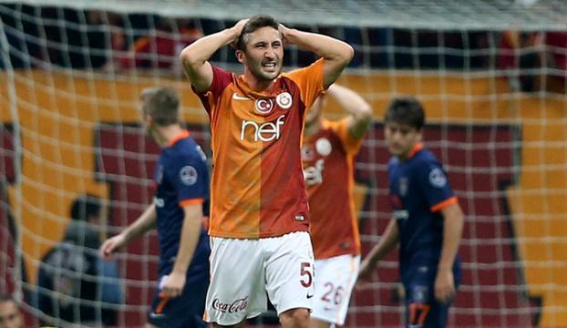 Galatasaray: 1 Medipol Başakşehir: 2