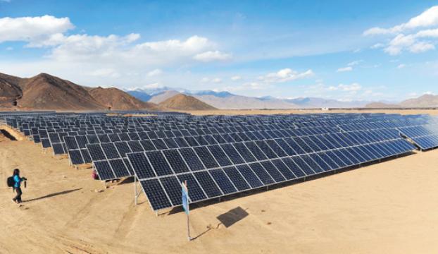 Özbekistanda 25 güneş santrali kurulacak