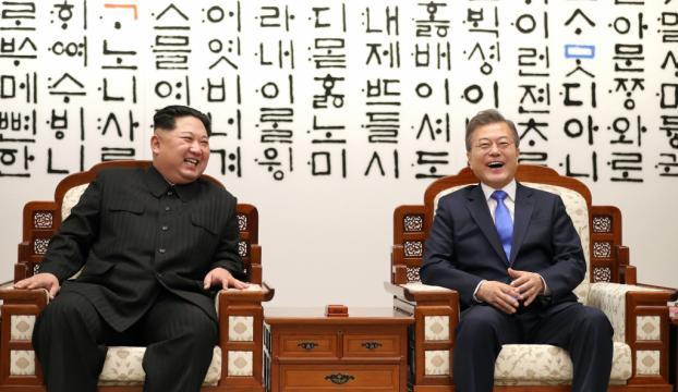 Koredeki tarihi zirveden barış kararı çıktı