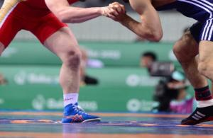 Güreşte 23 Yaş Altı Avrupa Şampiyonası heyecanı