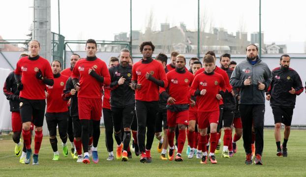 Eskişehirsporda Boluspor maçı hazırlıkları
