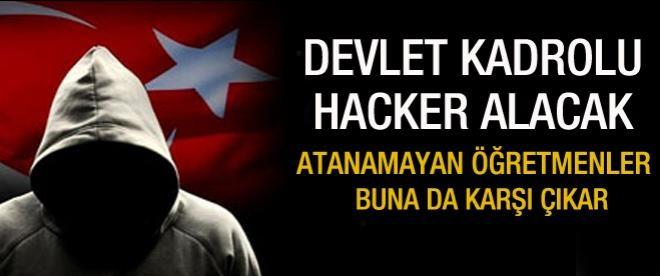 Devlet hacker yetiştirecek