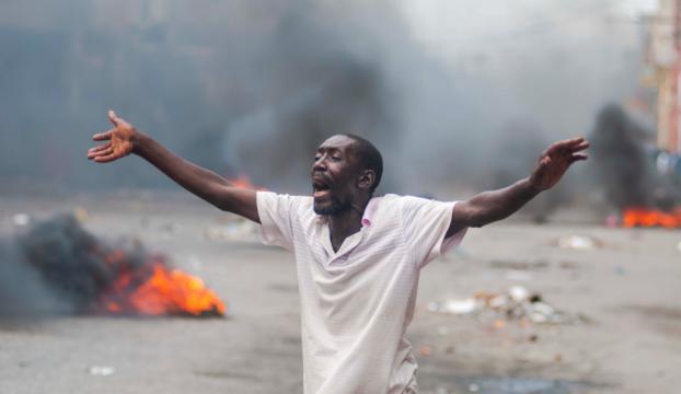 Haitide Hükümet Karşıtı Protesto: 2 Ölü, 5 Yaralı