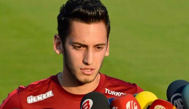CAStan Hakan Çalhanoğluna şok karar