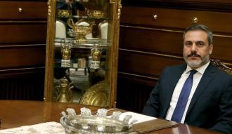 Netanyahu'ya yakın gazete, Hakan Fidan'ı hedef gösterdi