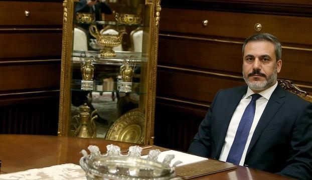 Netanyahuya yakın gazete, Hakan Fidanı hedef gösterdi