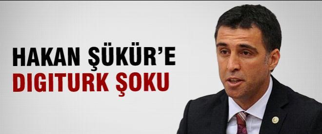Hakan Şükür'e şok!