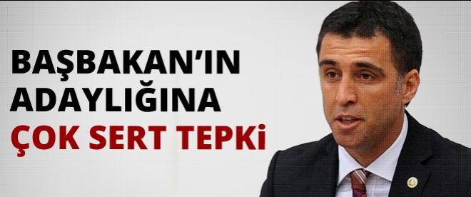 Hakan Şükür'den Erdoğan'ın adaylığına sert tepki