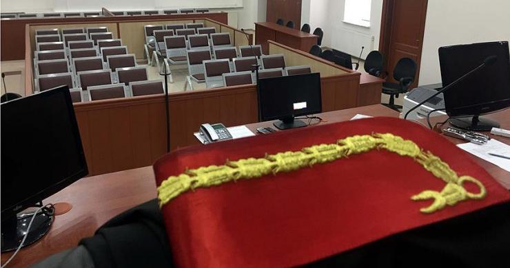 454 hakim ve savcının görev yeri değişti
