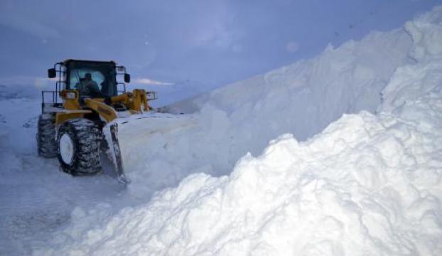 Sivasta 28 köy yolu ulaşıma kapandı