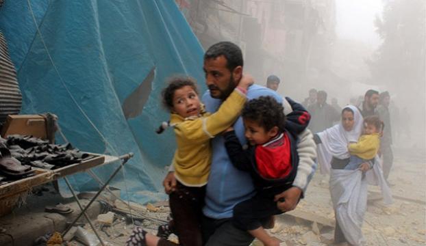Vakum bombalı saldırı: 25 ölü
