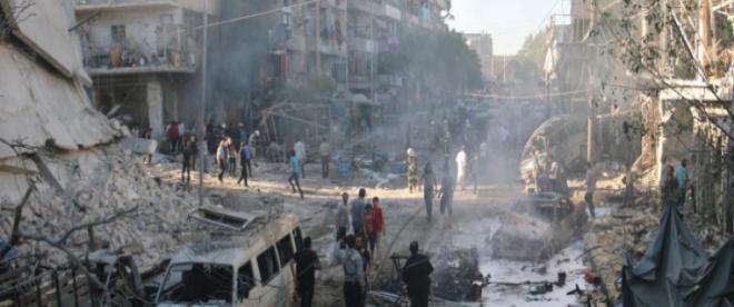 Rusyadan Esed rejimine ateşkes uyarısı