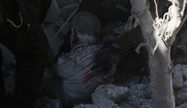 Halepte yerleşim alanlarına saldırı