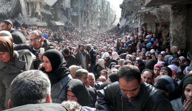Suudi Arabistandan Halep diplomasisi