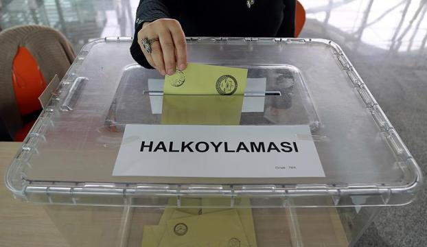 Yurt dışında üç günde 69 bin seçmen oy kullandı