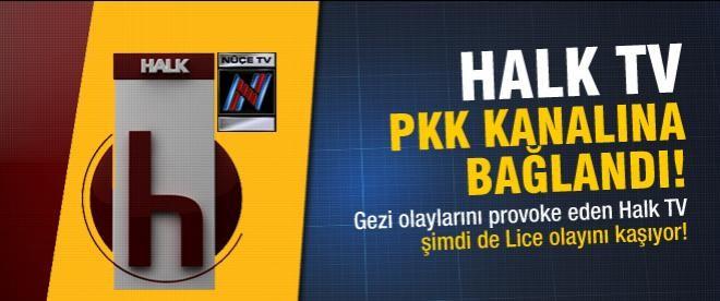 Halk TV PKK kanalına bağlandı!