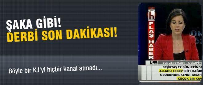 Halk TV'den skandal derbi yorumu!