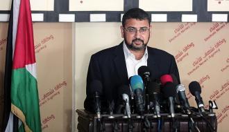 Hamas Sözcüsü Ebu Zuhri