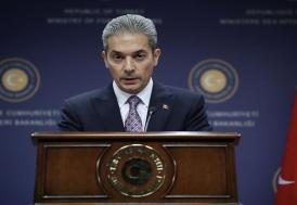 """Dışişleri Bakanlığı Sözcüsü Aksoy: """"Doğu Akdeniz'de haklarımızı kararlılıkla koruyacağız"""""""