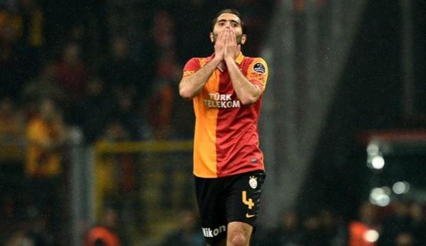 Hamit, Galatasarayda bekleneni veremedi