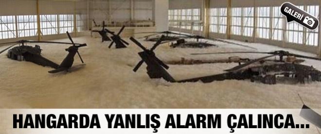 Yanlış alarm çalınca...