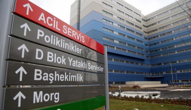 Sekiz şehir hastanesi bu yıl kapılarını açacak