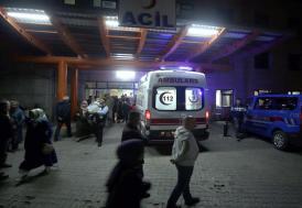 Düzce'de askeri araç devrildi: 4 yaralı