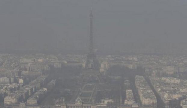 Pariste tek-çift plaka uygulamasına geçildi