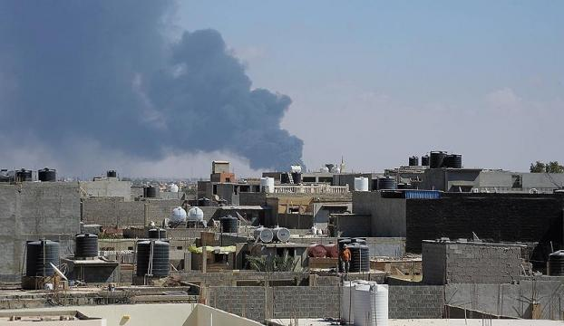 Libyada hava saldırısı