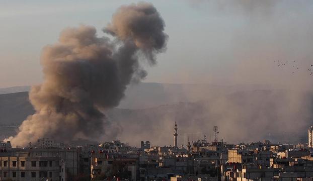 Suriyede 2017de Doğu Gutalı bin 337 sivil öldürüldü