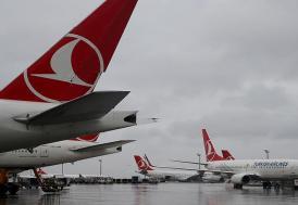 """THY'nin """"B737 MAX"""" uçakları 2 yıllık aradan sonra gökyüzüne yeniden dönüyor"""