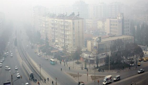 İzmirde hava kirliliği alarm veriyor