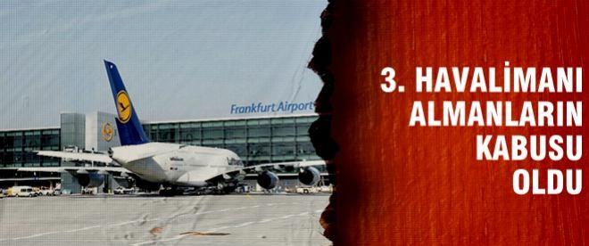 3. havalimanı Frankfurt'a rakip