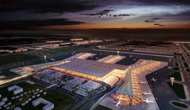 ABden İstanbul Havalimanına övgü
