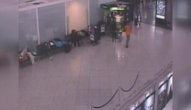 Havalimanındaki çanta hırsızlığı