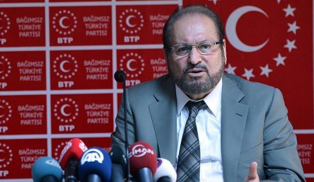 BTP Genel Başkanı Haydar Baş hayatını kaybetti