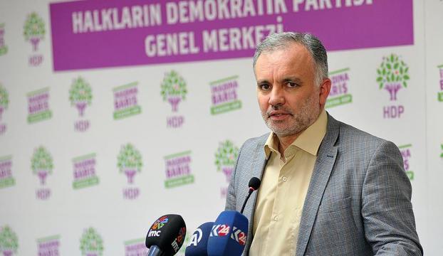 HDP TBMMdeki çalışmalarını durdurma kararı aldı