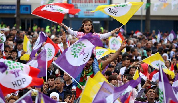 HDPnin birinci olduğu 12 ilde oyu düştü