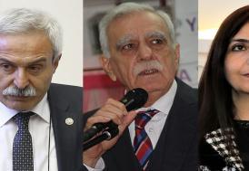 Diyarbakır,Mardin ve Van Belediye Başkanları Görevden Uzaklaştırıldı